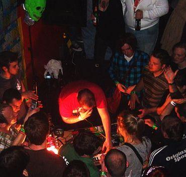 , El-P returns to Dublin to play Cargo