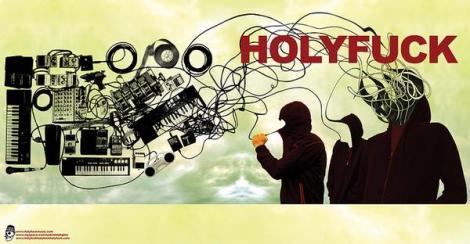 , Holy Fuck – LP