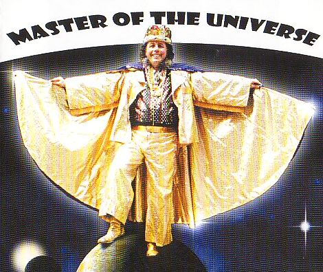 , Dublin's Master of the Universe