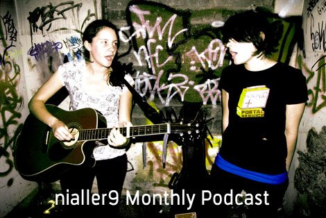 , nialler9 Podcast #15: May 08