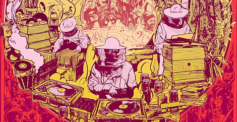 , The Bees – Sound Selection