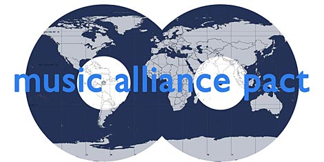 , Music Alliance Pact – October 08