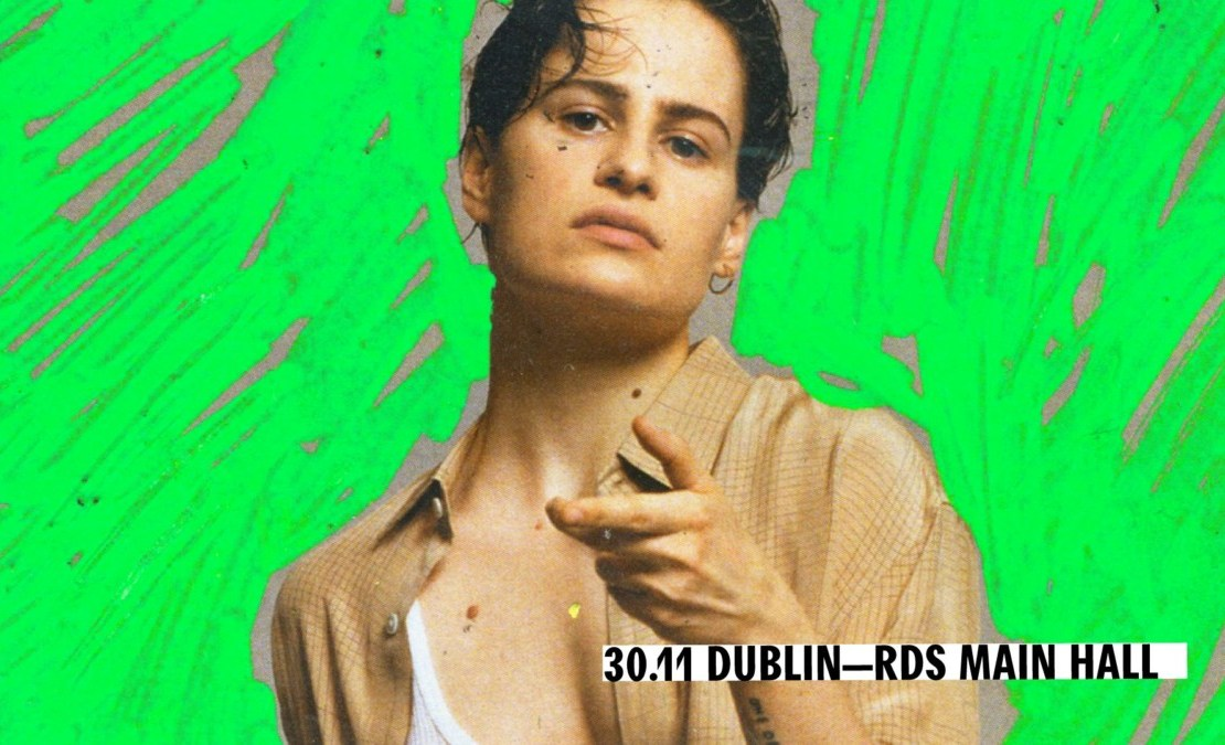 , Christine and the Queens for RDS Dublin show