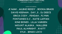 , Forbidden Fruit announce Bulmers Live Stage of all Irish artists
