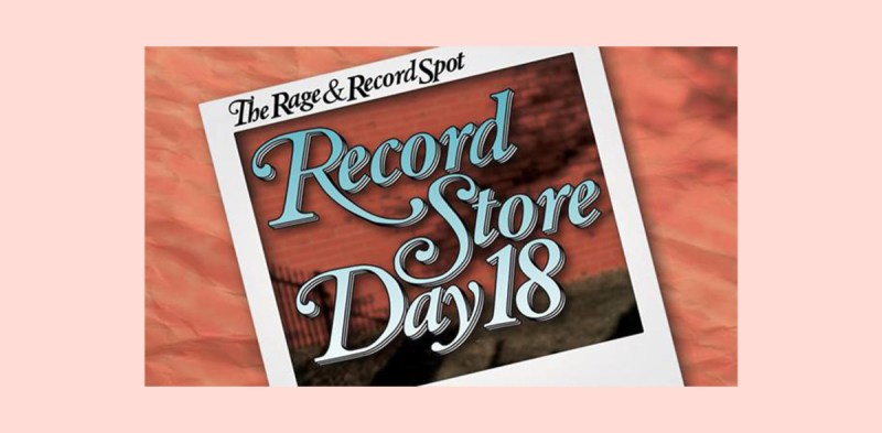 , What's happening in shops for Record Store Day Ireland 2018