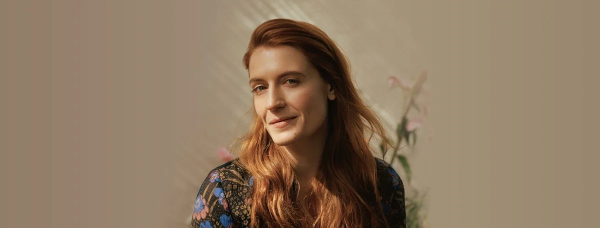Florence + The Machine for 3Arena Dublin show