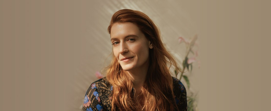 , Florence + The Machine for 3Arena Dublin show