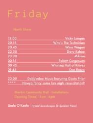 , Open Ear reveal timetable for Sherkin Island electronic festival