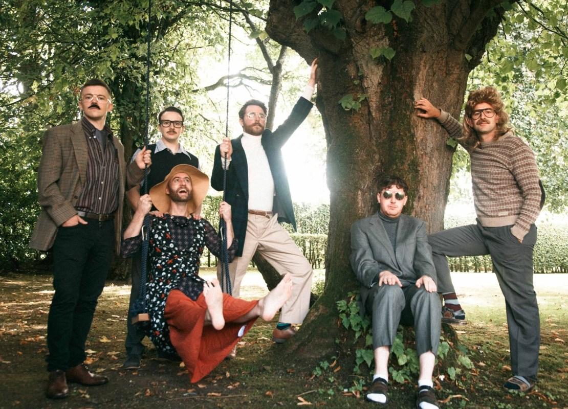 , Super Extra Bonus Party, Ships and more for Kildare show