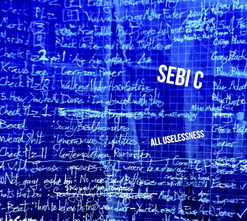 , Sebi C goes into space with new album All Uselessness