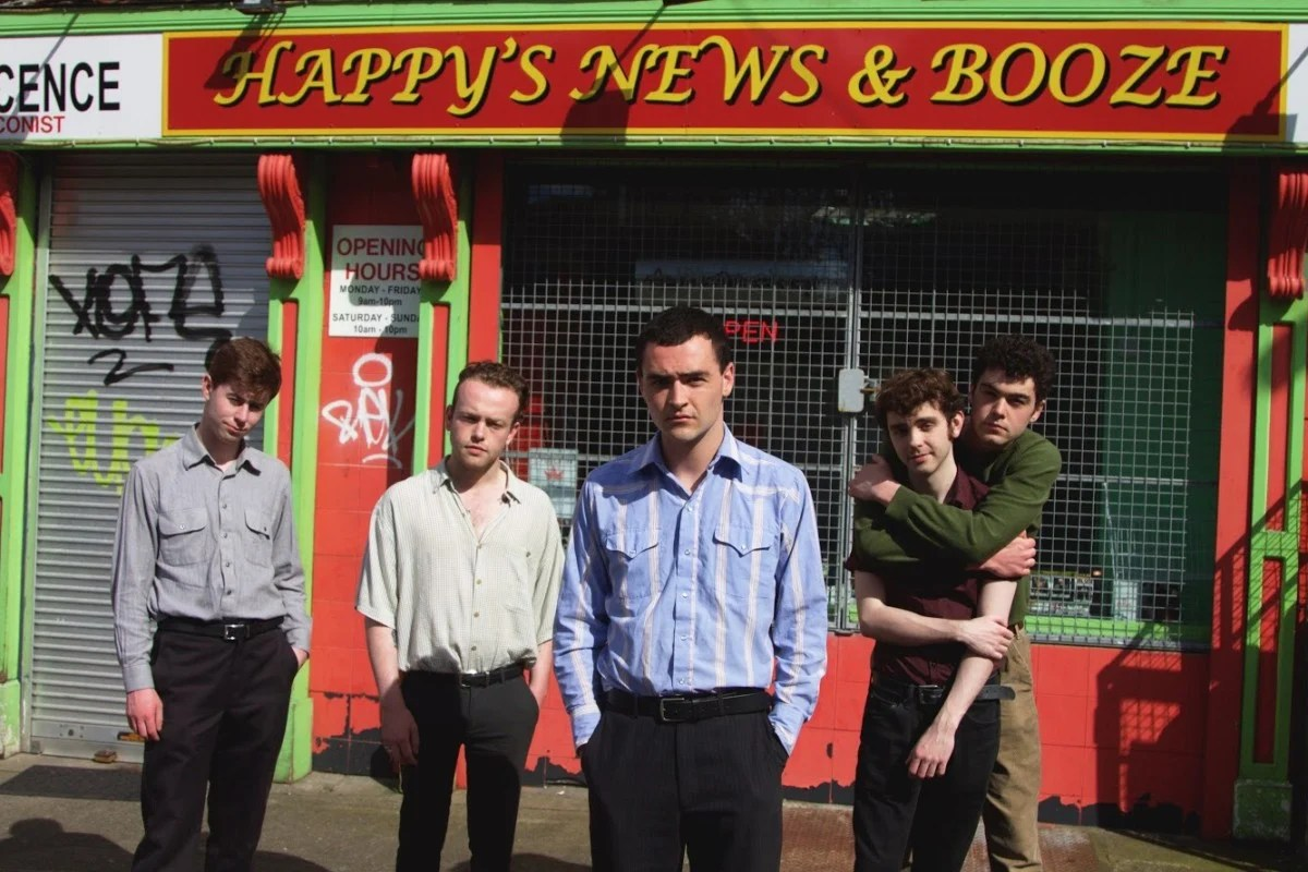 The Murder Capital's debut track could peg them as Ireland's best new alt-rock band