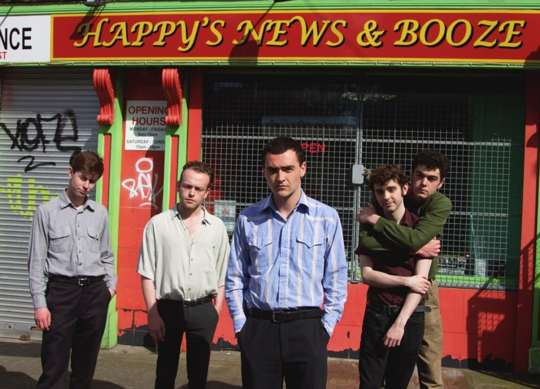 , The Murder Capital's debut track could peg them as Ireland's best new alt-rock band
