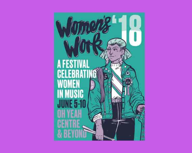 , Women's Work festival programme includes talk with top woman mastering engineer