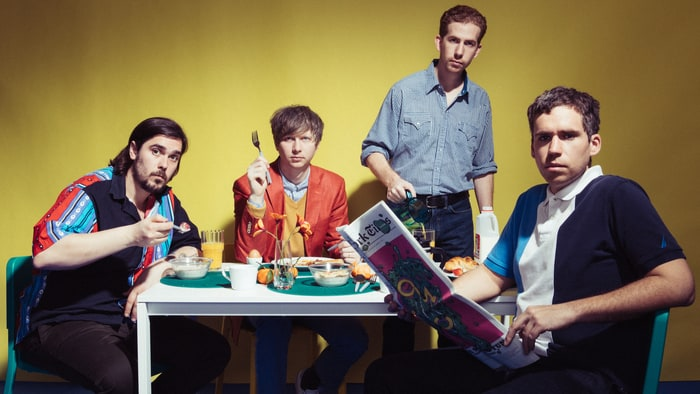 Parquet Courts for Dublin show