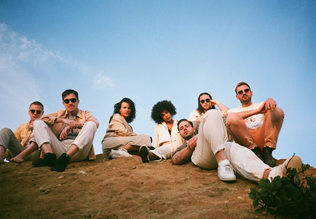 , Jungle return with two new tracks 'Happy Man' & 'House in LA'