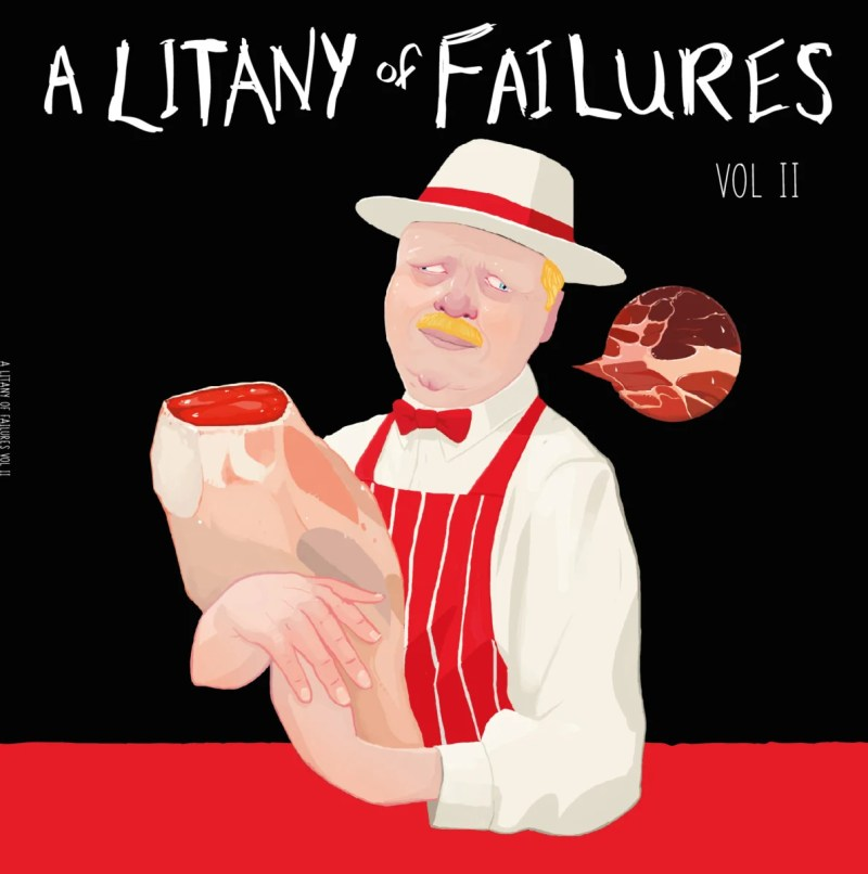 , A Litany of Failures Vol. II: Irish indie, post-punk and DIY bands compilation announced