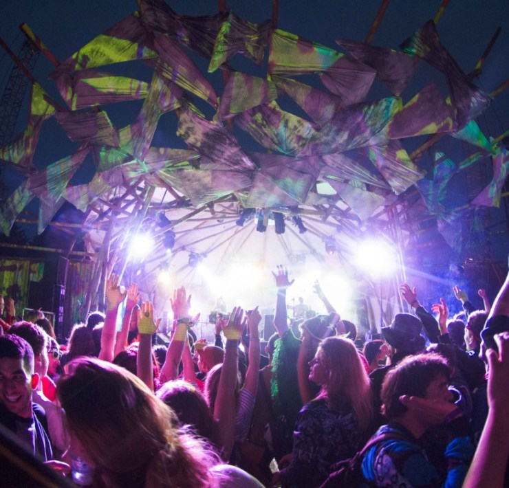 , Listen to a Body&Soul Festival playlist (with Vodafone Centre Stage)