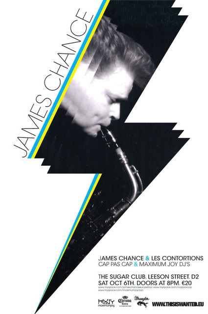 , Win passes to James Chance & Cap Pas Cap
