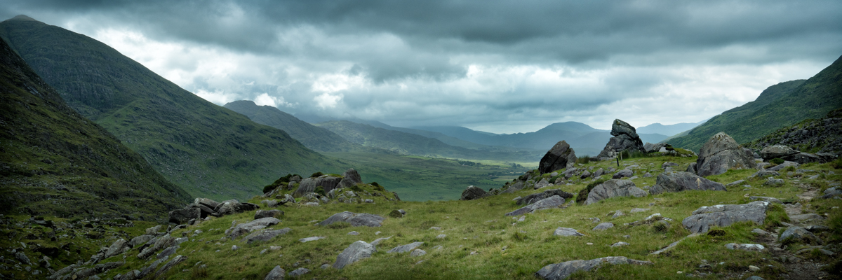 Bridia Pass, The Kerry Way, Niall Whelan Photography,