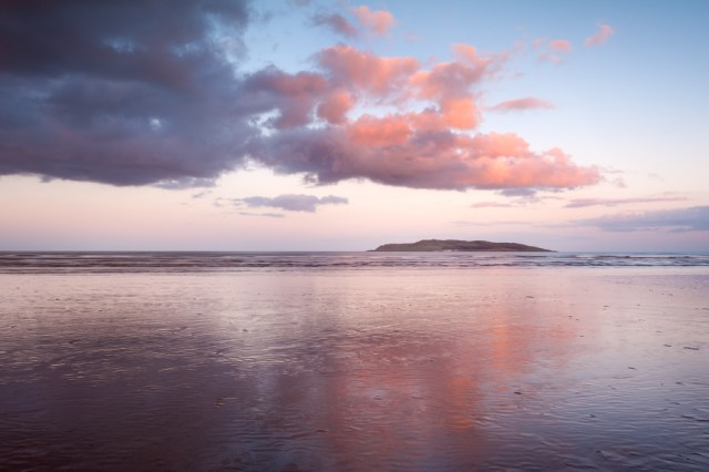 Lambay twilight