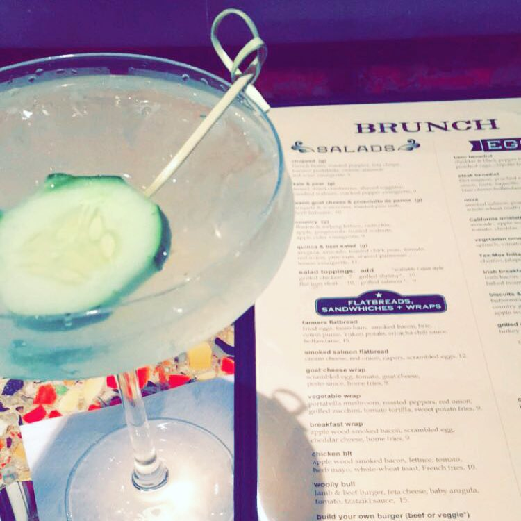 Ideal #brunch #martini #newyork