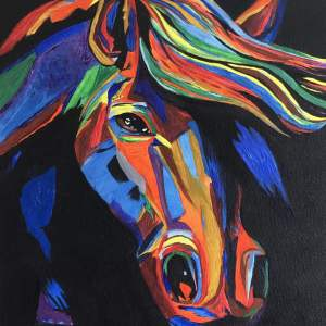 Horse by Niamh Aughney
