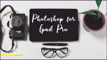 Adobe Photoshop on the Ipad Pro - My Thoughts.
