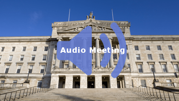 Audio coverage of the Assembly and Executive Review Committee Meeting - 24 June 2020