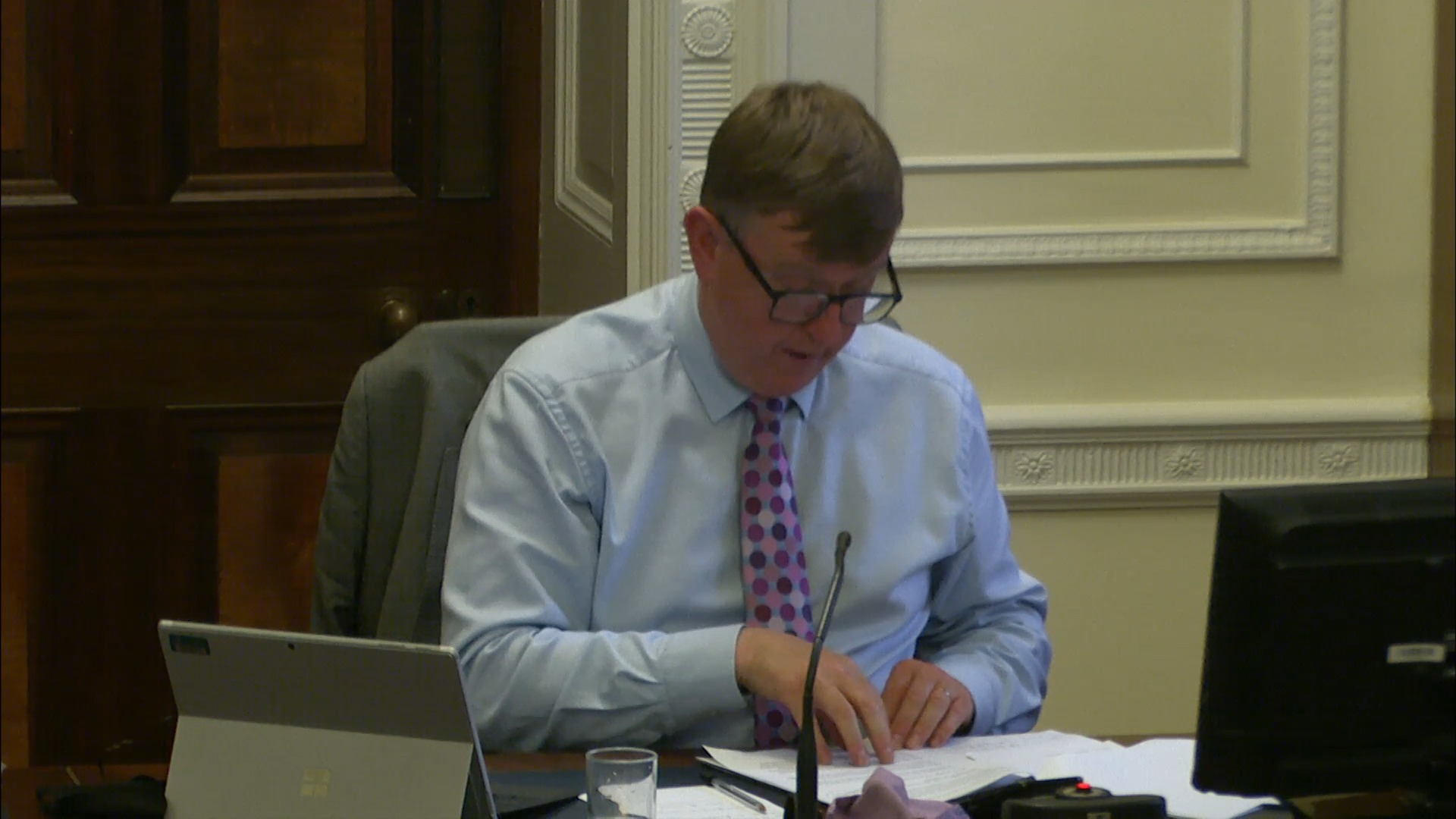 Justice Committee Meeting - Thursday 8th July 2021