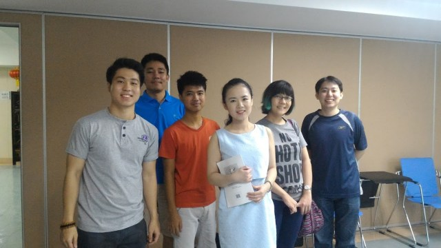 Ateneo Confucius Talking Club