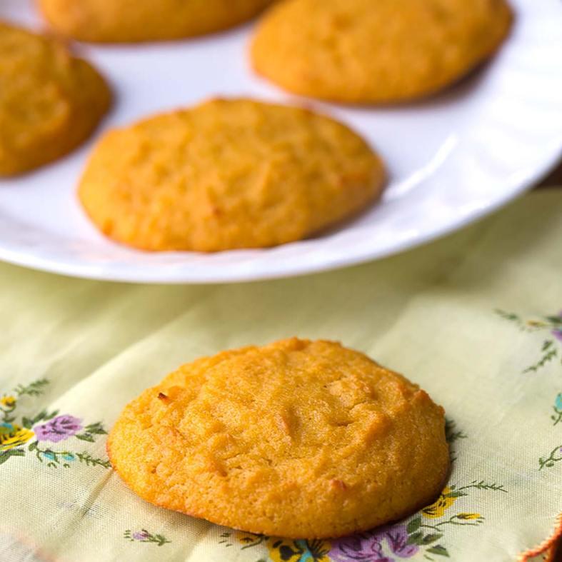 coconut drop biscuits