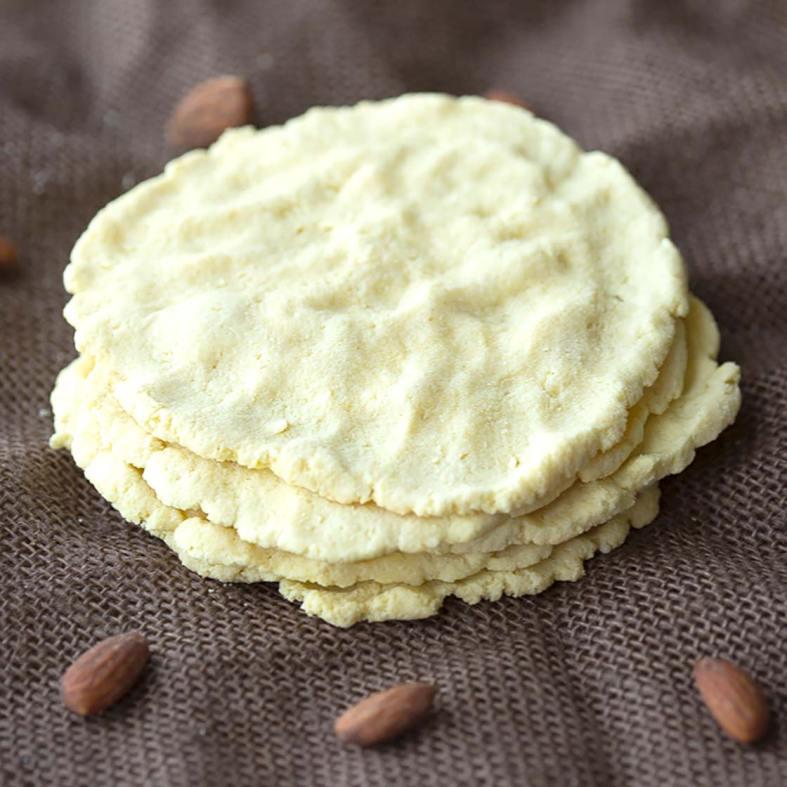 Almond Flour Tortillas