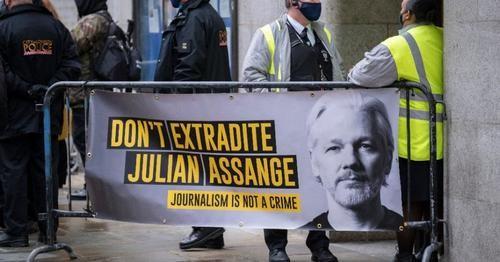 uitlevering julian assange