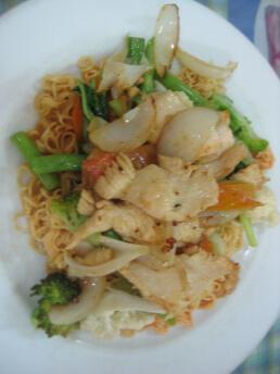Mine! Chicken Noodles.