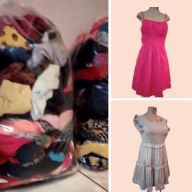 Paca mixta de vestidos