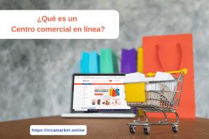 Centro comercial en línea