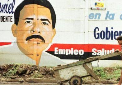 """""""Los tranques pacíficos"""" de Daniel Ortega"""