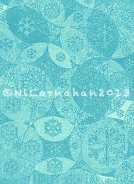 ©NiCarnahan2013. All Rights Reserved. Ni's Digital Christmas Patterns01 2013