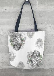 ©Ni Carnahan 2016.All Rights Reserved. VIDA new design 100% Tote Bag design 2016