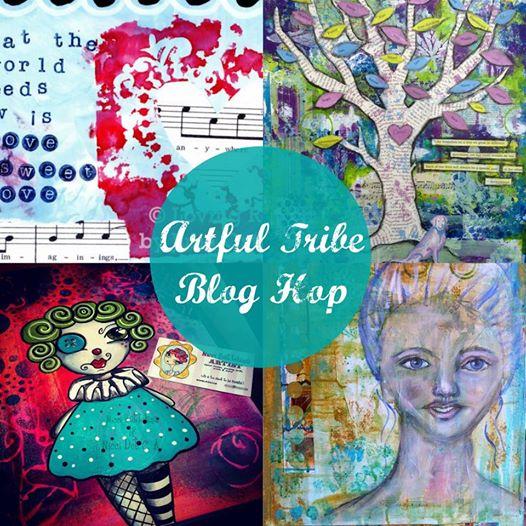 artful tribe blog hop sep 5