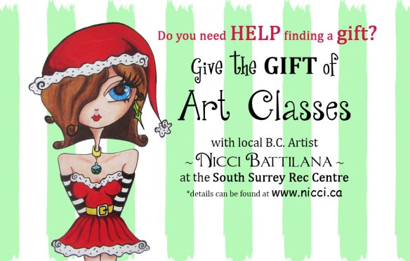 Can't find the right gift for the Artist in your family?
