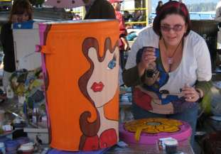 Garbage Can Contest 2007
