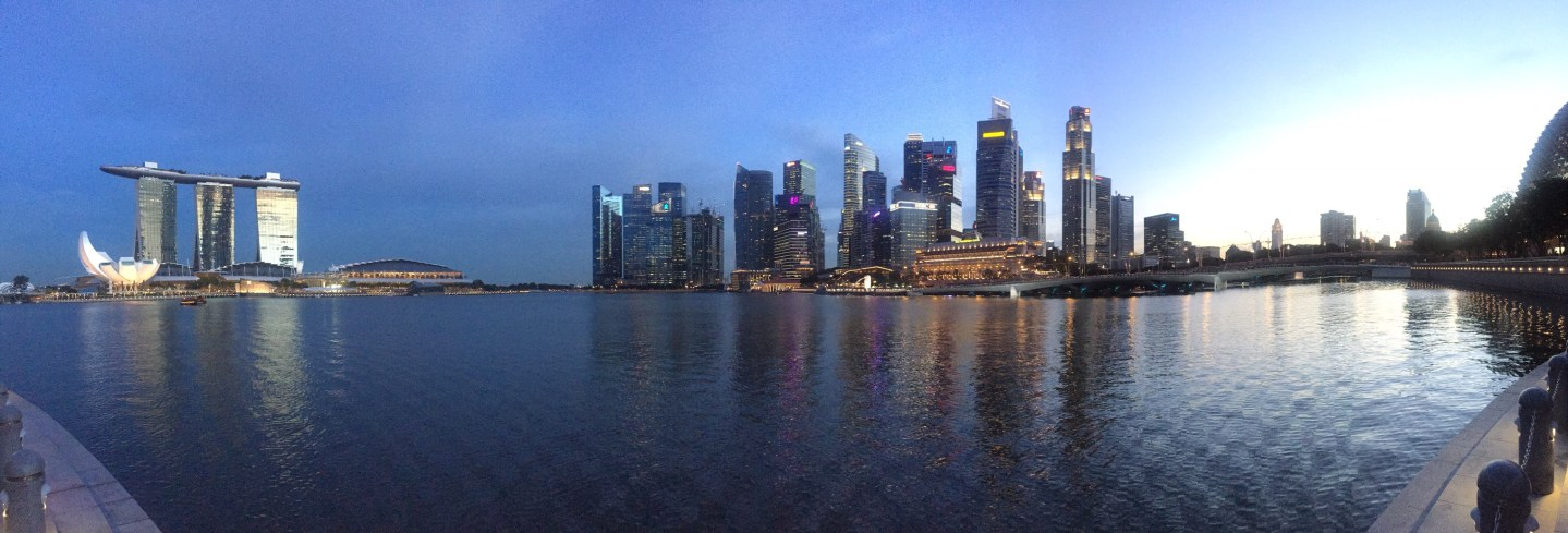 My Singapore Bucket List
