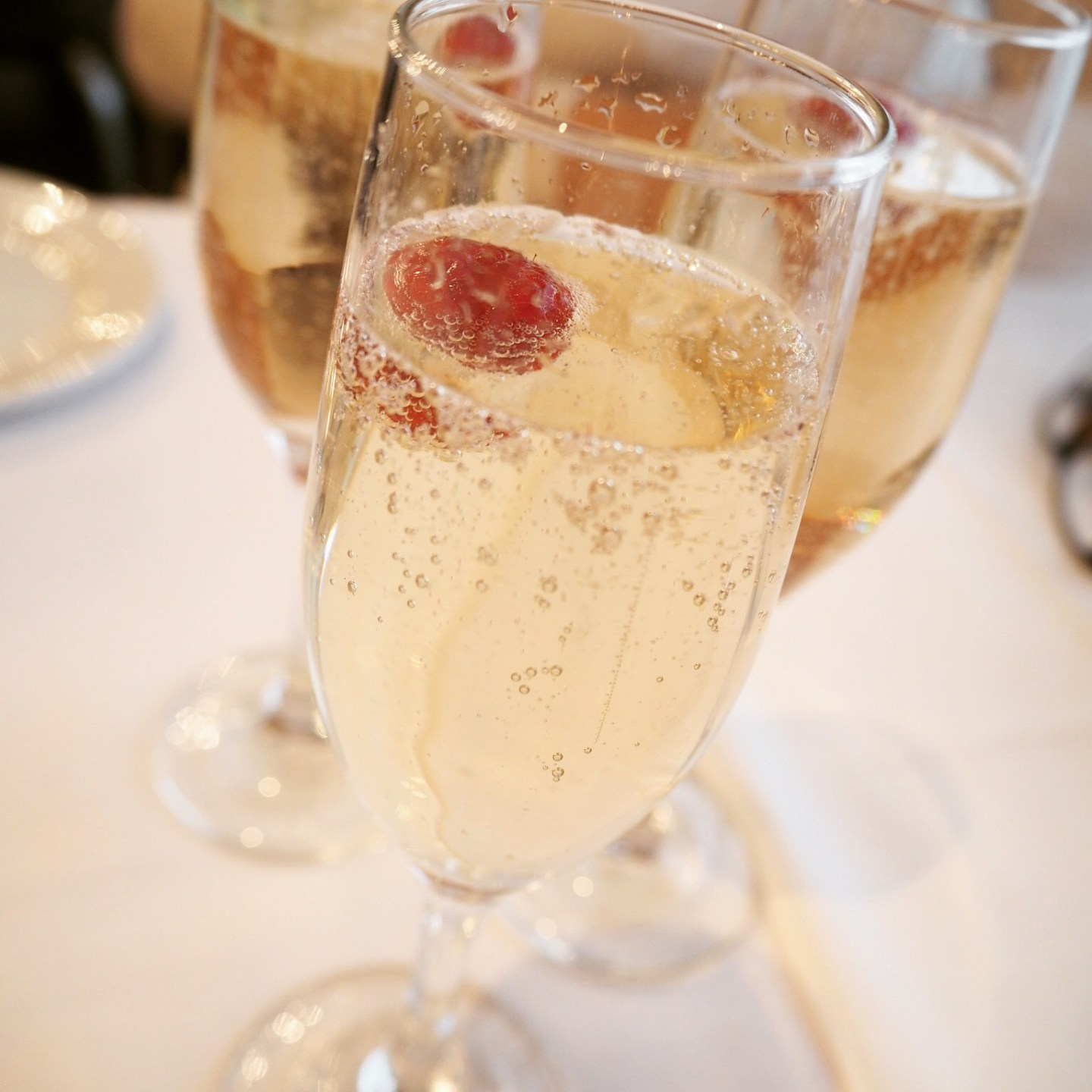 Prosecco Afternoon Tea At The Vincent, Southport