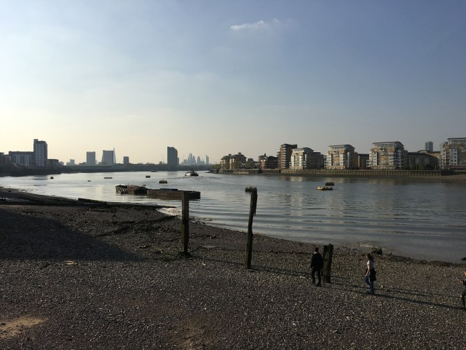 River Thames with city views