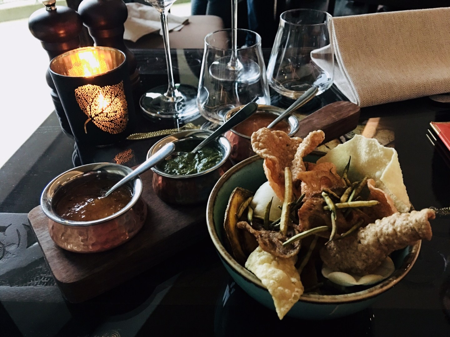 There's A New Indian Restaurant In Town: Chokhi Dhani
