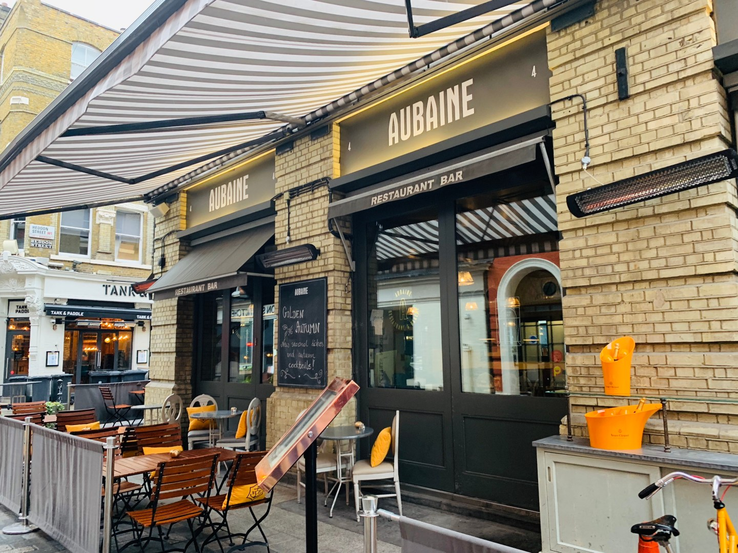 A Civilised Brunch Affair At Aubaine