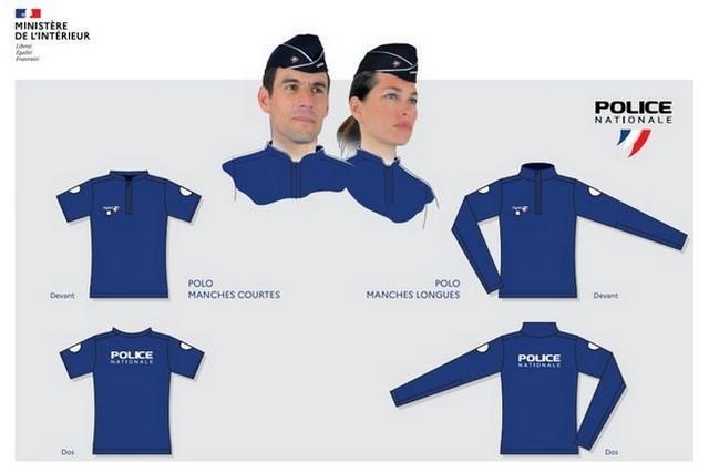 Uniformes police