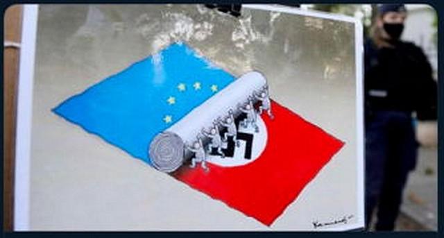 Le Monde - Europe bruxelles - Nazisme