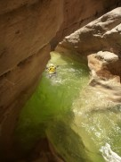 canyoning rafting activité castellane